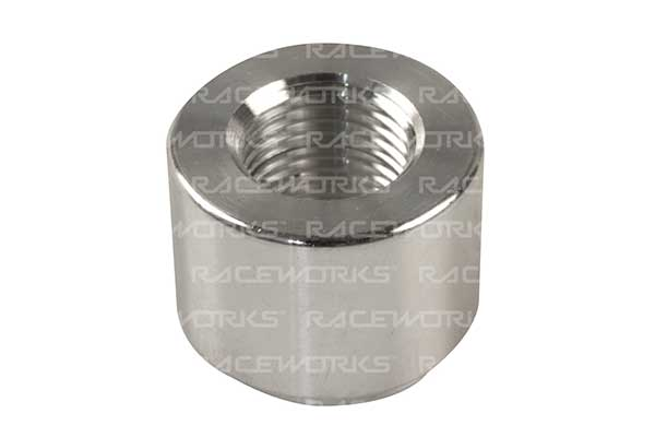 Raceworks Stainless Steel BSPT Female weld on