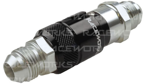 Aluminium Quick Release/Dry Break Fittings