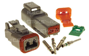 Raceworks Deutsch Connectors DT Series