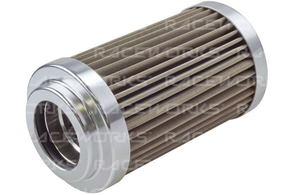 Raceworks Replacement Stainless Filter Elements