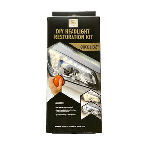 Restoration Headlight Kit