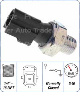 BT50 Oil Pressure Switch