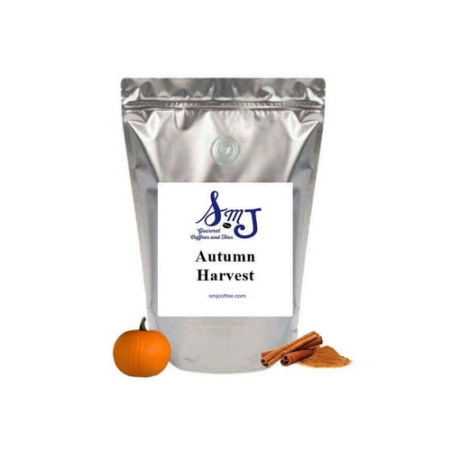 Autumn Harvest Spice Coffee