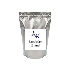 SMJ 1/2 Lb. Coffee Breakfast Blend Coffee
