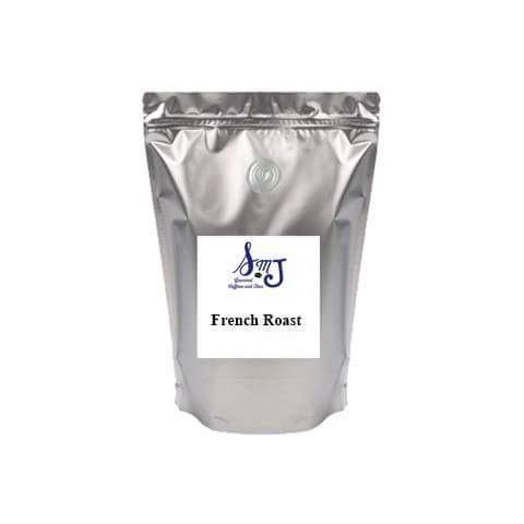 SMJ 1/2 Lb. Coffee French Roast Coffee