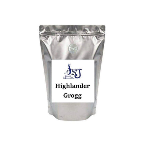 SMJ 1/2 Lb. Coffee Highlander Grogg Coffee