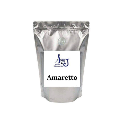 SMJ 1 Lb. Coffee Amaretto Coffee
