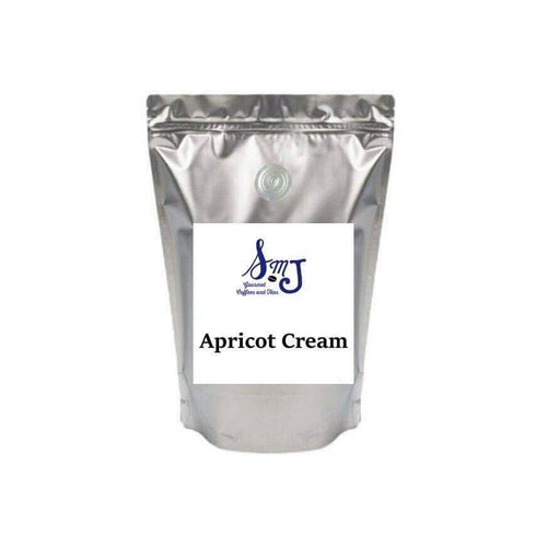 SMJ 1 Lb. Coffee Apricot Cream Coffee