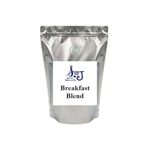 SMJ 1 Lb. Coffee Breakfast Blend Coffee