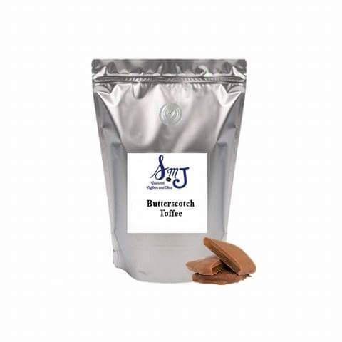 SMJ 1 Lb. Coffee Butterscotch Toffee Coffee