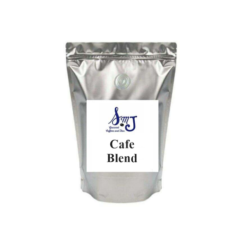 SMJ 1 Lb. Coffee Cafe Blend Coffee