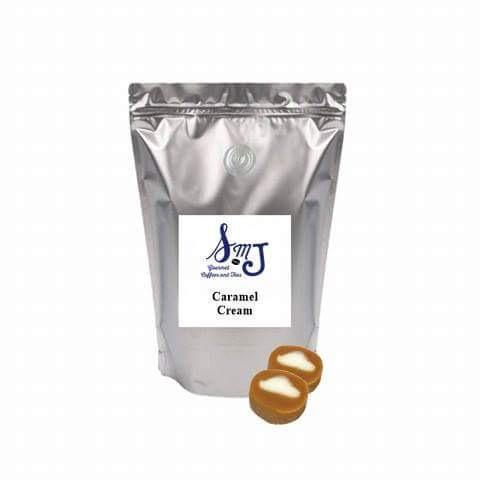 SMJ 1 Lb. Coffee Caramel Cream Coffee