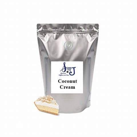 SMJ 1 Lb. Coffee Coconut Cream Coffee