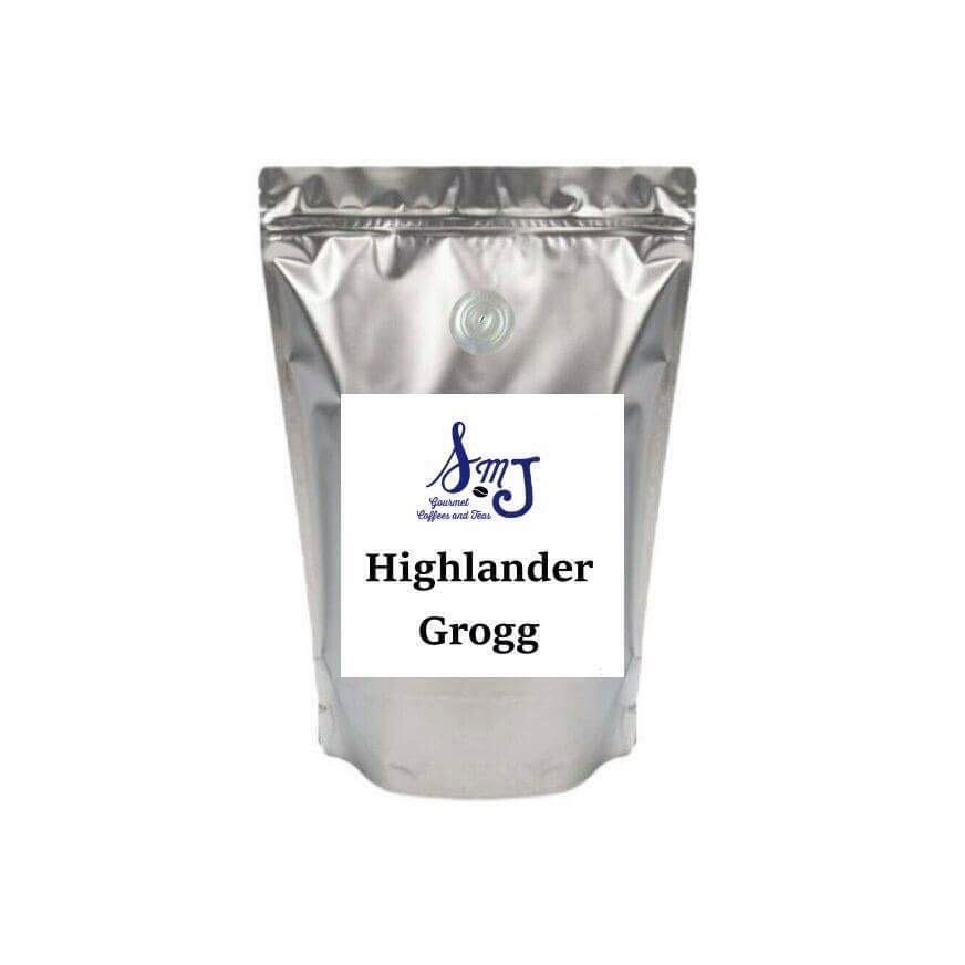 SMJ 1 Lb. Coffee Highlander Grogg Coffee