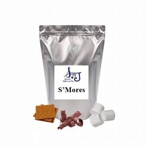 SMJ 1 Lb. Coffee S'mores Coffee