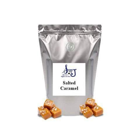 SMJ 1 Lb. Coffee Salted Caramel Coffee
