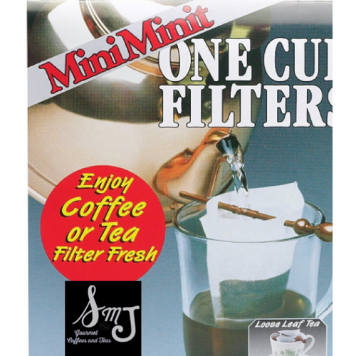 SMJ Accessories Mini Minit 1,000 ct Filters