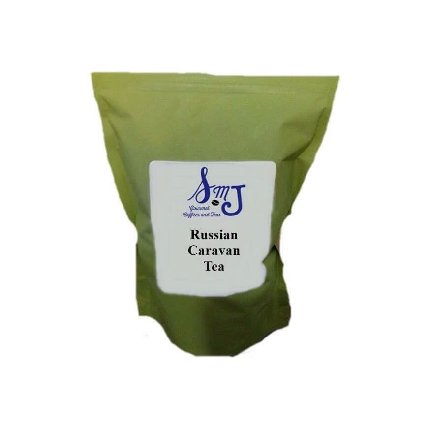 SMJ Loose Leaf Tea Russian Caravan Tea