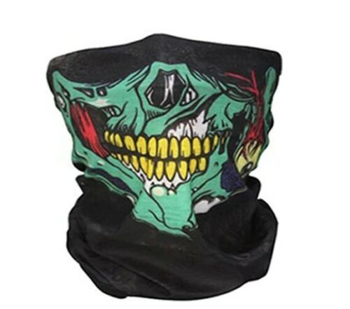 ZOMBIE Face Mask Neck Shield - AGS active