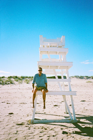 Doug Thompson in Amagansett