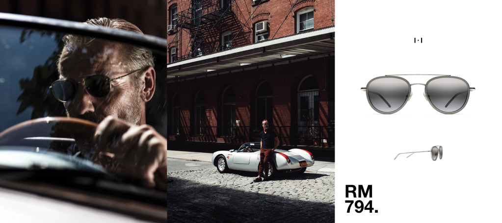 Rainer - Greenwich St (car) - New York, NY - Wearing RM 794