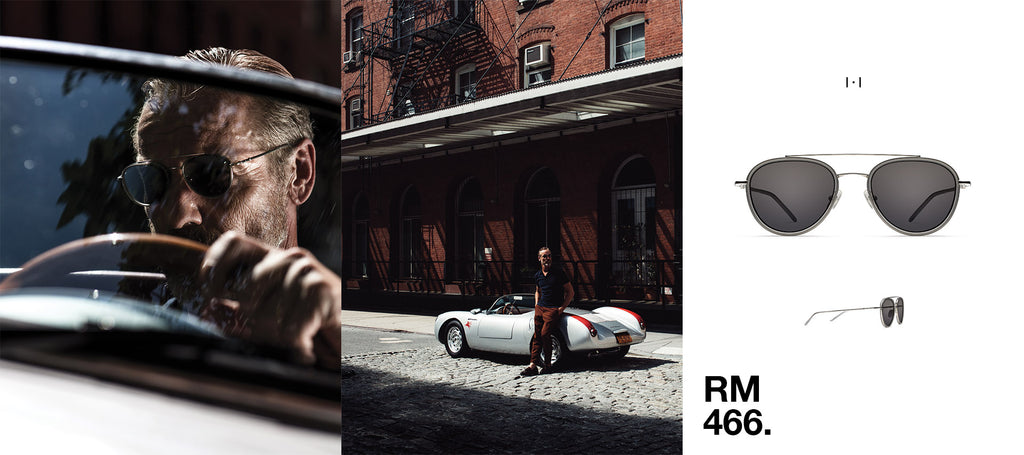 Rainer - Greenwich St. (car) - New York, NY - Wearing RM 466