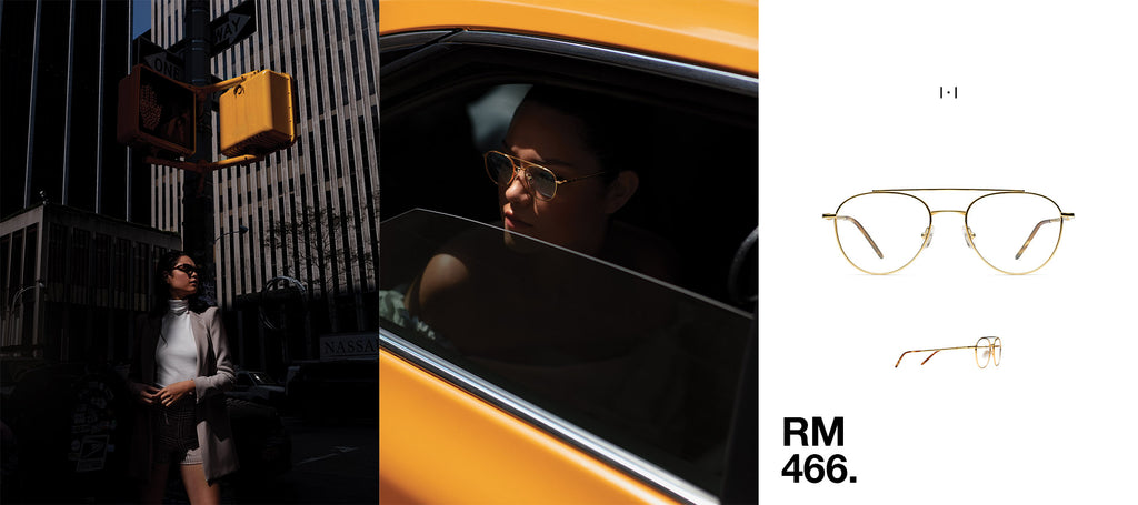 Skye - 6th Avenue (yellow taxi) - New York, NY - Wearing RM 466