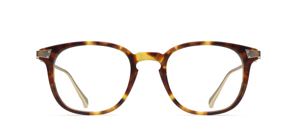 RM 885 in matte mottled tortoise / antique gold 358m