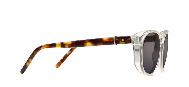 RMNYC 945 in antique crystal / tortoise 290
