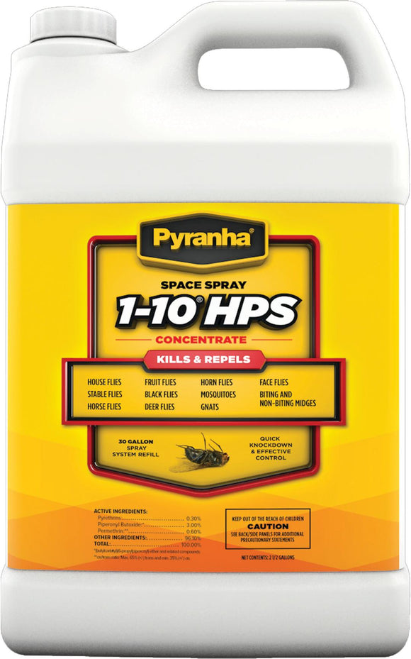 Space Spray 1-10 Hp Insecticide For 30 Gal System