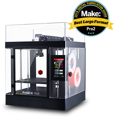 Raise3D Pro2 3D Printer (2740860977237)