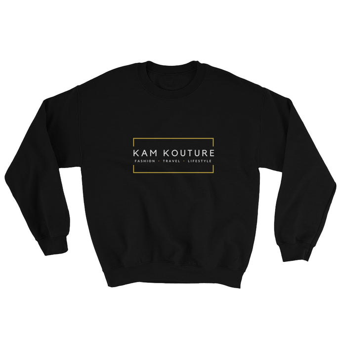 Black Unisex Signature Sweatshirt