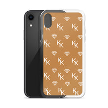 Load image into Gallery viewer, Classic Monogram iPhone Case