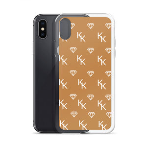 Classic Monogram iPhone Case