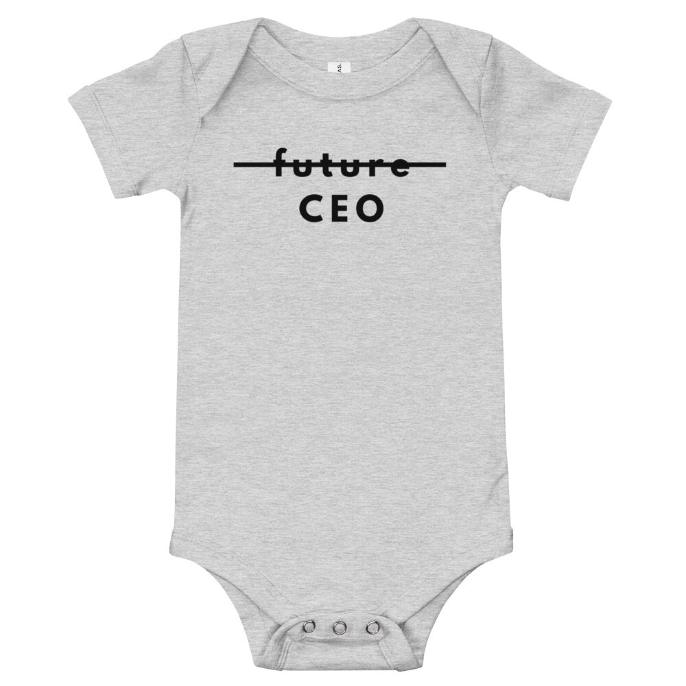 Infant CEO Onesie