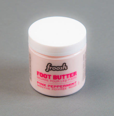 Pink Peppermint Foot Butter
