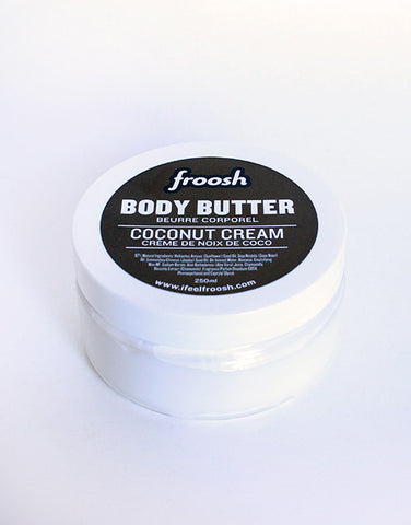 Coconut Cream Body Butter (250ml)