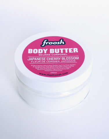 Japanese Cherry Blossom Body Butter (250ml)