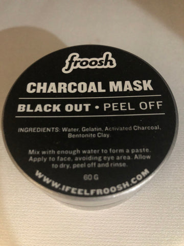 BLACK OUT - Peel Off Charcoal Face Mask