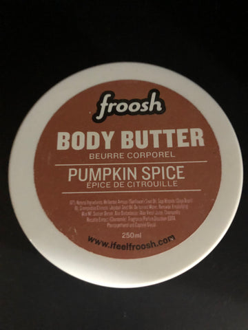 Pumpkin Spice Body Butter 250ml