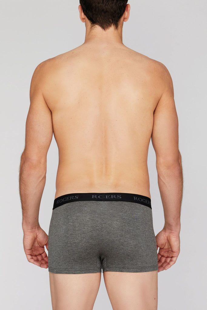 Three-Pack Modal Trunks – Black Band
