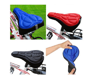 3D Silicone Gel Seat Cover
