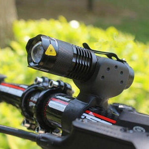 Bicycle LED Flashlight