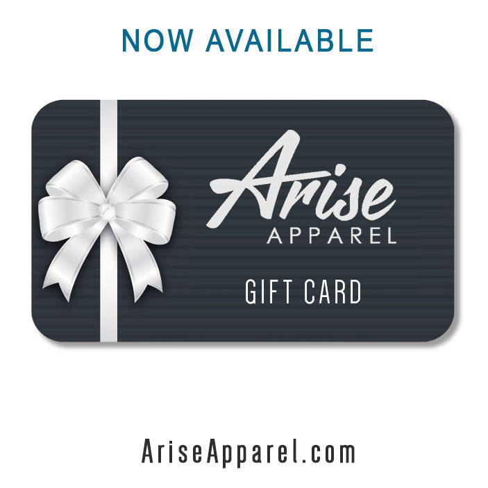 Arise Apparel gift card