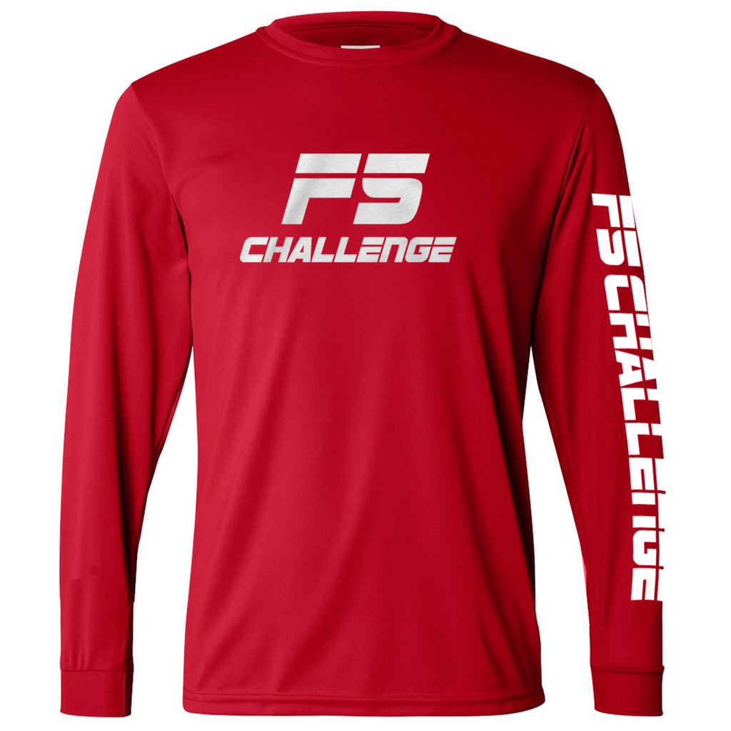 F5 Challenge Performance Long Sleeve Shirt