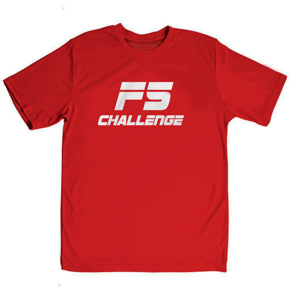 F5 Challenge Unisex Performance Shirt