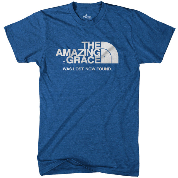 the amazing grace t-shirt