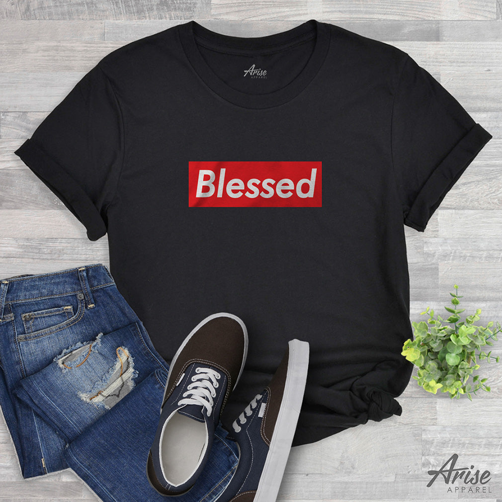 Blessed Box Logo T-Shirt