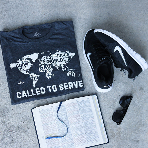 Called To Serve Missionary T-Shirt