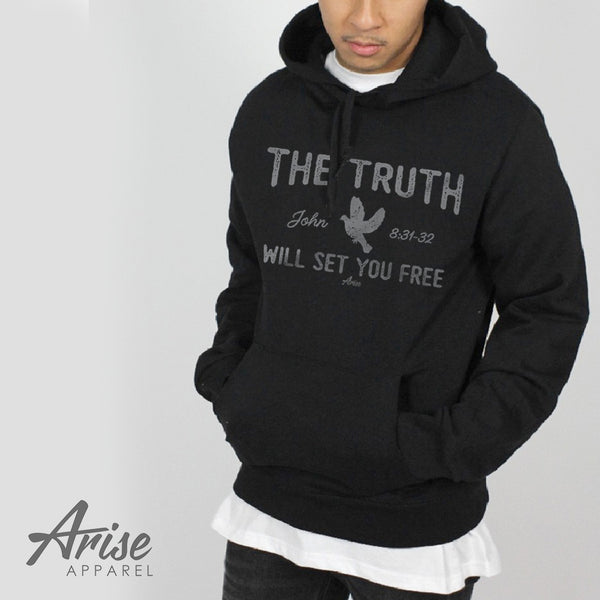 The Truth Will Set You Free Hoodie Sweatshirt